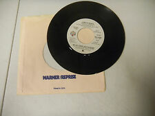 LONETTE McKEE maybe there are reasons  / same mono PROMO WB 45