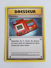 Pokédex XY Evolutions 82/108 Carte Pokemon Française peu commune