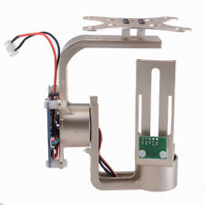 2-Axis Brushless Gimbal PTZ w/BGC3.1 2-Axis Controller for Gopro 1/2/3 FPV Gold