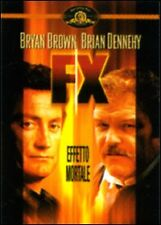 Dvd **FX EFFETTO MORTALE** nuovo sigillato 1986