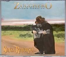 ZUCCHERO : SENZA RIMORSO   -  CD'S  PROMO