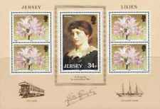 Timbres Flore Jersey BF4 ** (39751Y)