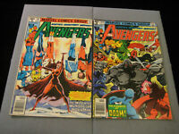 The Avengers #187 And #188 (1979, Marvel)