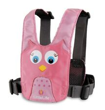LittleLife Owl Animal Toddler Baby Safety Harness Rein 1-3 Years