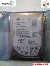 """500GB Nuovo di Zecca 2.5"""" SEAGATE ST500LM021 interno SATA Hard Drive Portatile PS3/4 UK"""