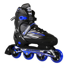 Inline Skates 8-11 Sizes Adjustable Skate For Adult Men Women Youth