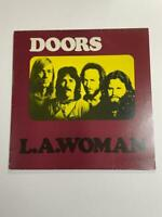 The Doors – L.A. Woman Vinyl LP Rare 1970s UK Reissue *VG-VG+*