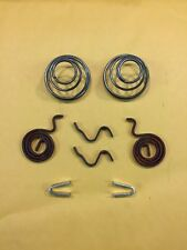 1948 - 1952 Ford F-1 Truck Door Lock Latch Spring Set Kit W/ Remote & Tension F1