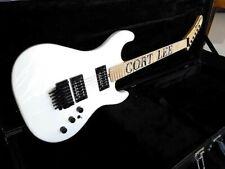 2007 (Real) Hamiltone - Jim Hamilton Custom Guitar Case - White