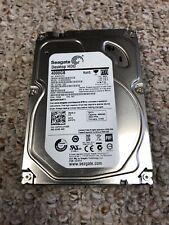 Seagate ST4000DM000, PN 1F2168-500, FW CC52, 4TB SATA 5.9K 3.5 Hard Drive