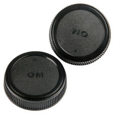 2X Rear Lens Cap For Olympus OM 35mm Film Camera Lens 4/3 43 E620 E520 E510 E500