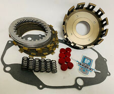 Banshee 8 Plate Drag Clutch Billet Basket Heavy Duty Cushions Bushings Gasket