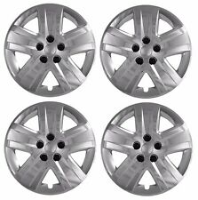 "NEW 2010-2011 Chevy IMPALA 17"" Wheelcover Hubcaps CHROME BOLT-ON SET"