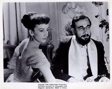 "Scene from  ""Moulin Rouge"" 1952 Vintage Movie Still"