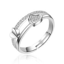 iamanti anelli aperti gioielli da sposa per le donne-puo' essere regolabile N9H2