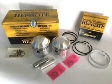 "Triumph 750 Piston & Ring Kit Hepolite 76mm + .040"" Bore Size EXPRESS POST"