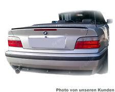 für BMW E36 CABRIO Cabriolet M3 HECKSPOILER SPOILER HECKSPOILERLIPPE