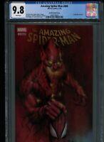 Amazing Spider-Man #800  Lucio Parrillo Red Goblin Virgin Variant  CGC 9.8