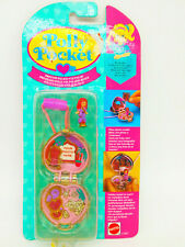 Polly Pocket Mini 💖💕  Princess Palace locket 1993 💖💕 NEW /NEU + OVP