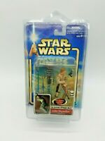 Star Wars Saga #29 LUKE SKYWALKER Bespin Duel action figure ESB Empire IN CASE