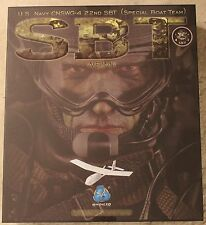 did action figure 1/6 12'' sbt us navy weimy boxed toy  dragon cyber hot toys