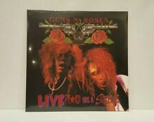 Guns N' Roses Live ?!*@ Like A Suicide 1986 LP vinyl Record Album Locked Loaded