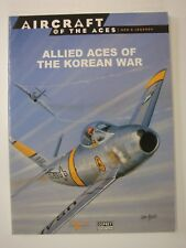Osprey, Allied Aces Of The Korean War (F-86 Sabre, MiG-15, Camouflage Profile)