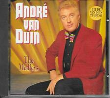 ANDRE VAN DUIN - The Medleys CD Album 10TR (CNR) Holland 1993