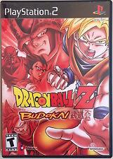 PS2 - Play Station 2 - Dragon Ball Z: Budokai - T-Teen - Complete