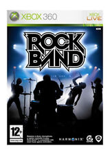 2 Games for Microsoft Xbox 360 - Rock Band & Beatles Rock Band