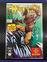 Marvel Wolverine #44 Signed by Peter David