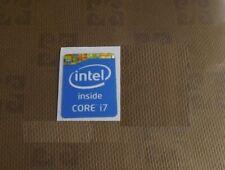 Intel Core i7 Sticker 15.5mm x 21mm - Haswell Refresh Version