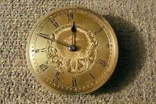 J.G. GRAVES OF SHEFFIELD – POCKET WATCH MOVEMENT - GILT DIAL WITH FLYING BIRD