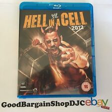 WWE - Hell In A Cell 2012 (Blu-ray, 2013)