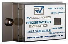 Fridge Switch 12 VOLT 25 AMPS Caravan Motorhome RV