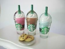 LOL SURPRISE Dolls CUSTOM 6 PC STARBUCKS FOOD ACCESSORIES - doll not included