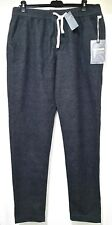 New Abercrombie & Fitch homme conique Polaire Pantalon, gris-M