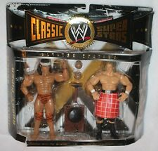 WWE Jimmy Superfly Snuka & Roddy Piper Classic Superstars Action Figure Jakks