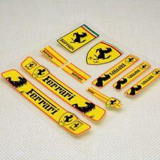 Car Logo Sticker PVC high quality Vinyl Decals/Emblems racing motor sports logo