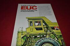 Euclid EUC CH-120 Bottom Dump Coal Haul Truck Dealer/'s Brochure DCPA6 ver4