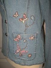 Papaya Hip Length Cotton Coats & Jackets for Women