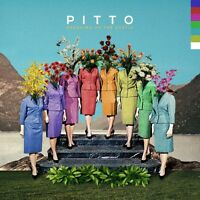 PITTO - BREAKING UP THE STATIC  2 VINYL LP NEU