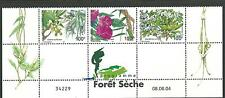2004 Dry Forests set of 3 stamps Sg 1320 - 1322 Complete Mnh/ Muh