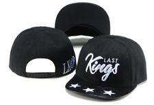 Snapback Cap LK Star Blogger Vintage Tyga YMCMB OVOXO Last Kings Kappe Schwarz