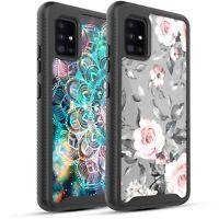 Galaxy A71 (5G) / Galaxy A51 (5G) Case, Shockproof Hybrid Case +Screen Protector