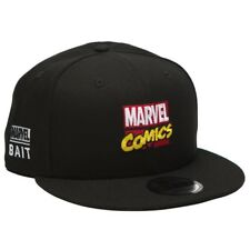 5a8bf03de9f BAIT x Marvel x New Era 9Fifty Marvel Comics Black Snapback Cap black