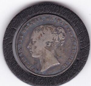 1867   Queen   Victoria   Shilling  (1/-)  Silver  (92.5%)   Coin