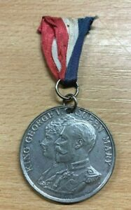 1935 KING GEORGE V SILVER JUBILEE CITY OF LONDON MEDAL