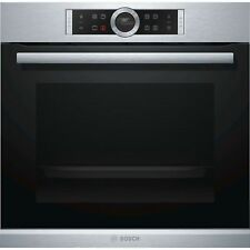 Bosch Series 8 HBG6753S1A Pyrolytic Electric Built-in Wall Oven