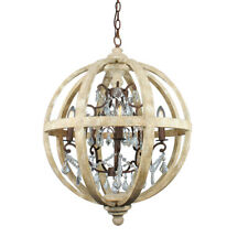 Round Chandelier Type 110V Base E12 Dimmable